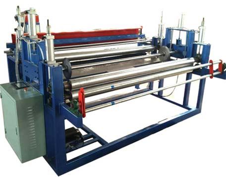 Auto EPE Foam Cutting Machine